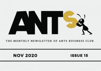 Nov 2020 Newsletter of Ants Business Club
